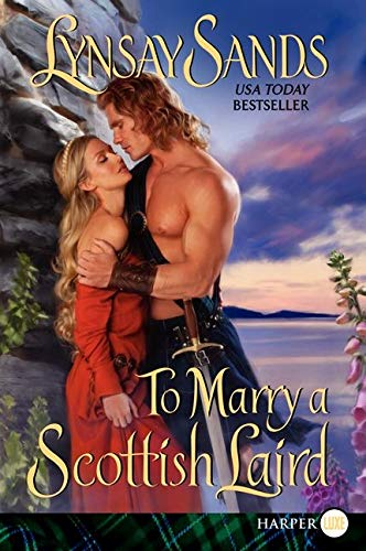 9780062326812: To Marry a Scottish Laird LP