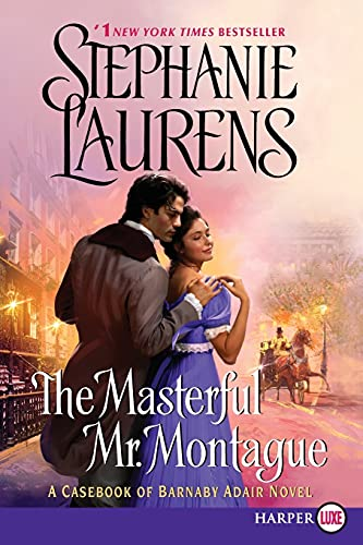 9780062326829: The Masterful Mr. Montague (Casebook of Barnaby Adair)