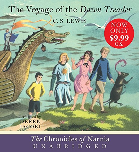 9780062327000: Voyage of the Dawn Treader CD (Chronicles of Narnia)
