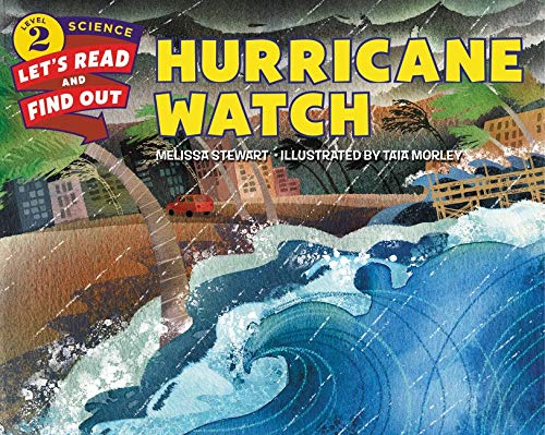 9780062327765: Hurricane Watch (Let's-Read-and-Find-Out Science 2)