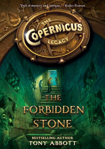 9780062328113: The Copernicus Legacy: The Forbidden Stone