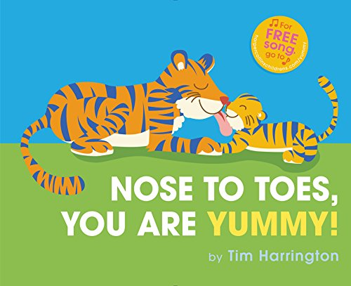 9780062328168: Nose to Toes, You Are Yummy!
