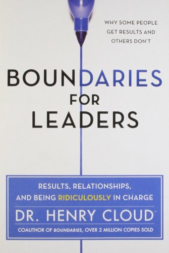 9780062328809: Boundaries for Leaders