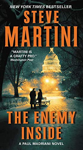 9780062328953: The Enemy Inside: A Paul Madriani Novel