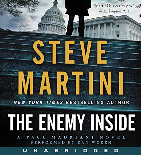 9780062329004: The Enemy Inside CD: A Paul Madriani Novel