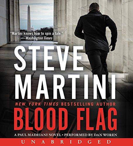 Blood Flag (Compact Disc): Steve Martini