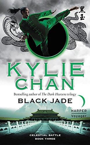 9780062329103: Black Jade (Celestial Battle)