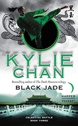 9780062329103: Black Jade: Celestial Battle: Book Three (Celestial Battle Trilogy)