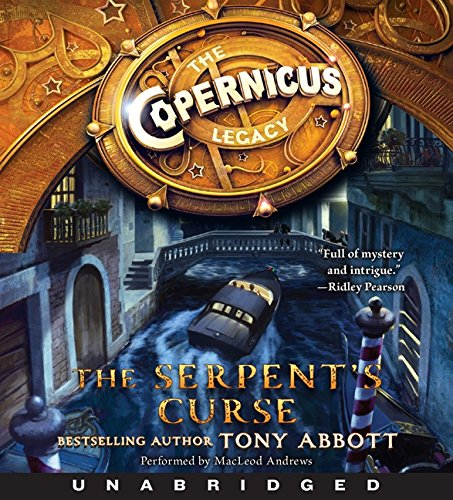 9780062329325: The Copernicus Legacy: The Serpent's Curse CD