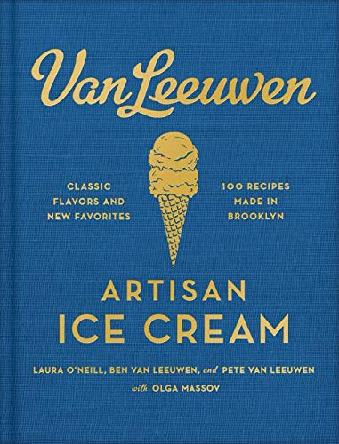 9780062329585: The Van Leeuwen Artisan Ice Cream Book