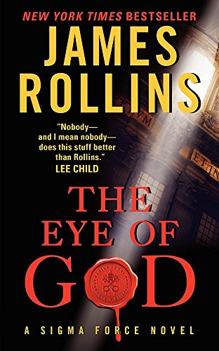 9780062330192: The Eye of God (Sigma Force)