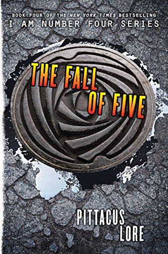 9780062330529: I Am Number Four 04. The Fall of Five