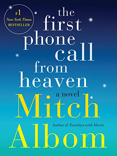 9780062330536: The First Phone Call from Heaven: A Novel
