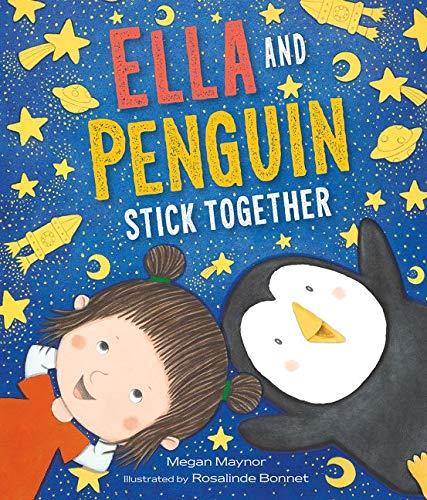 9780062330888: Ella and Penguin Stick Together