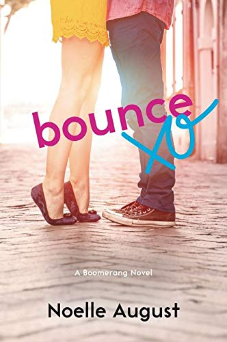 9780062331106: Bounce: A Boomerang Novel
