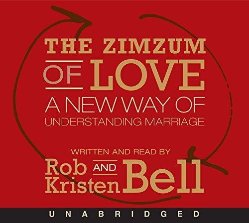 9780062331823: The Zimzum of Love CD: A New Way of Understanding Marriage