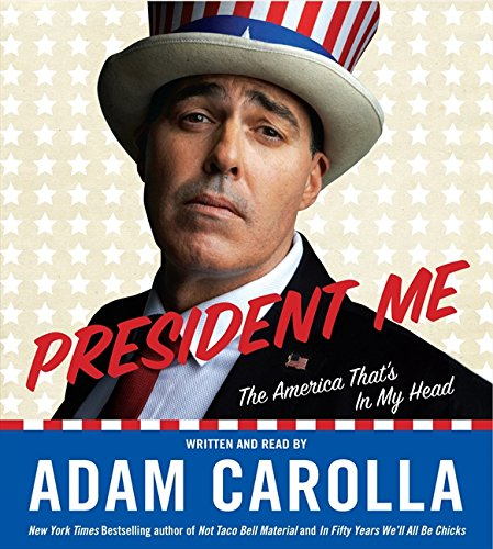 9780062332028: President Me CD: The America That's In My Head