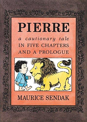 9780062332486: Pierre Board Book