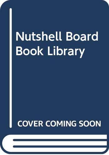 9780062332493: Nutshell Board Book Library