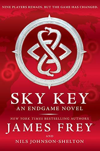 9780062332615: Endgame: Sky Key