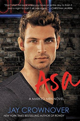 9780062333070: Asa: A Marked Men Novel