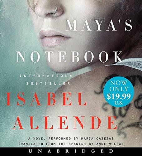 9780062333247: Maya's Notebook Low Price CD