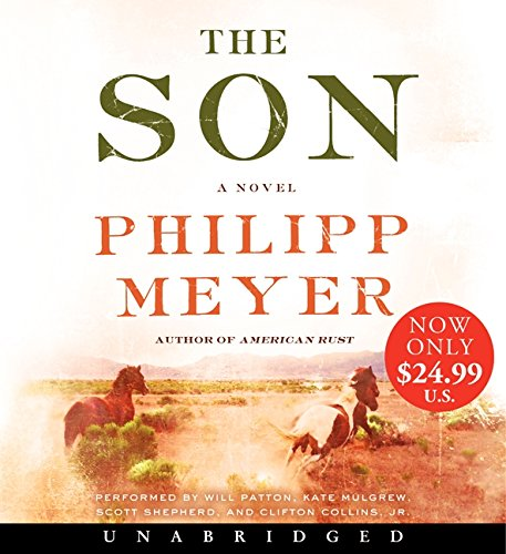 9780062333261: The Son Low Price CD