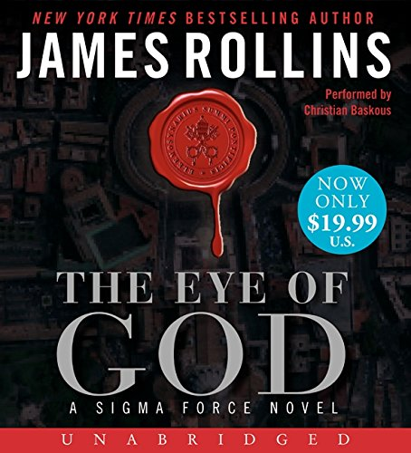 9780062333292: The Eye of God (Sigma Force)