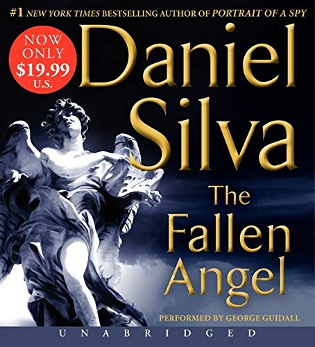 9780062333407: The Fallen Angel Low Price CD (Gabriel Allon)