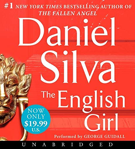 9780062333414: The English Girl Low Price CD (Gabriel Allon)