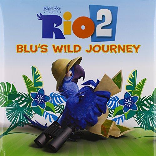 9780062334800: 'Rio 2: Blu's Wild Journey'' hardback book by Kohls