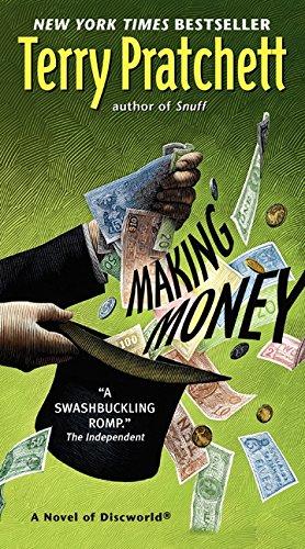 9780062334992: Making Money: A Novel of Discworld