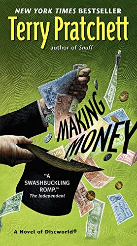 9780062334992: Making Money: A Novel of Discworld