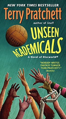 9780062335005: Unseen Academicals: A Novel of Discworld