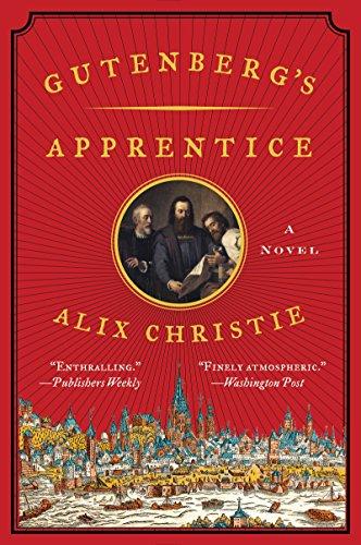 9780062336026: Gutenberg's Apprentice: A Novel