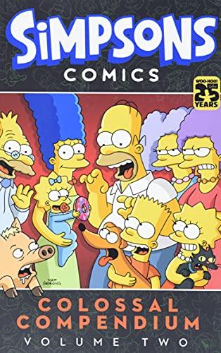 9780062336095: Simpsons Comics Colossal Compendium, Volume 2
