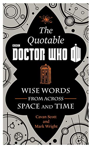 9780062336149: The Official Quotable Doctor Who: Wise Words From Across Space and Time