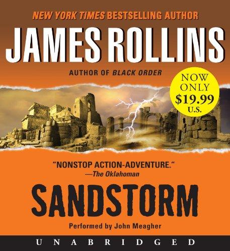 9780062336477: Sandstorm Low Price CD (Sigma Force Novels)