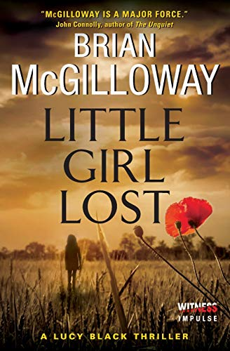 9780062336590: Little Girl Lost (A Lucy Black Thriller)