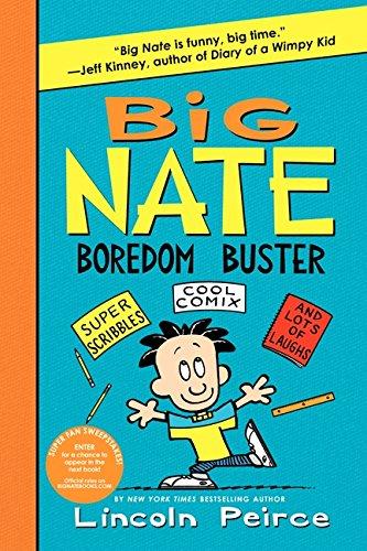 9780062338006: Big Nate Boredom Buster