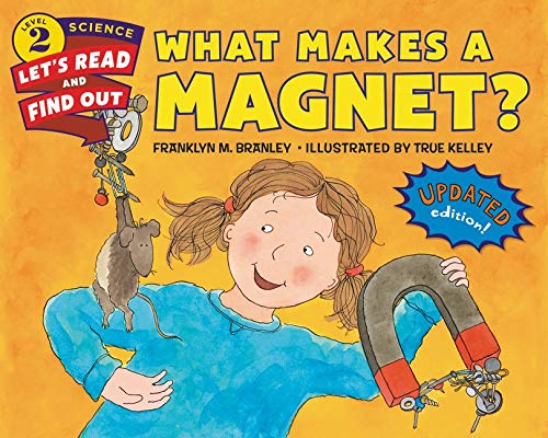 9780062338013: What Makes a Magnet? (Let's-Read-and-Find-Out Science 2)