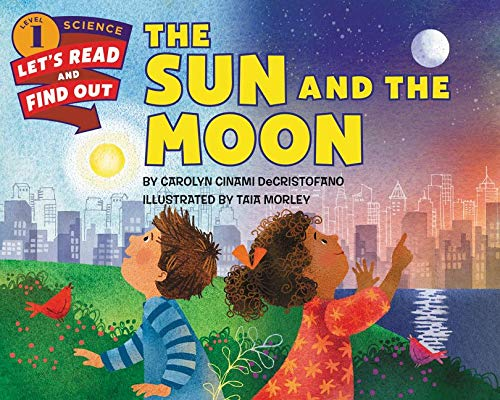 9780062338037: The Sun and the Moon (Let's-Read-and-Find-Out Science 1)