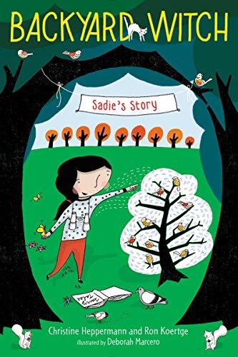 9780062338389: Backyard Witch #1: Sadie's Story