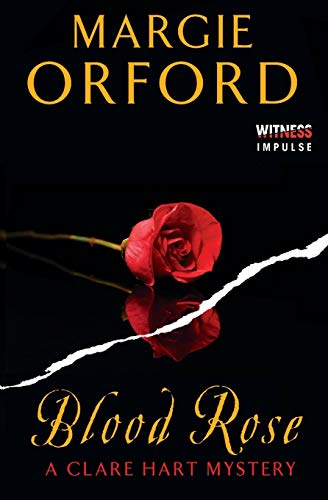 9780062339089: Blood Rose (Clare Hart Thrillers)