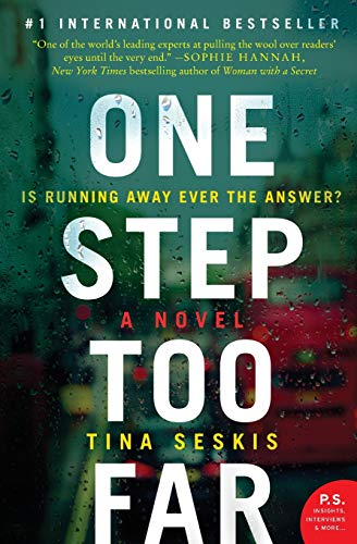 9780062340092: One Step Too Far: A Novel
