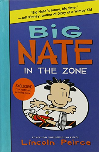 9780062340702: Big Nate in the Zone B&n Edition