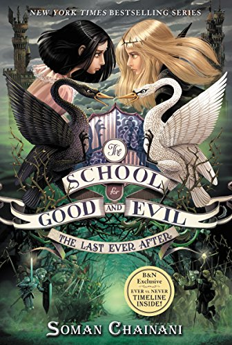 9780062340726: The School For Good And Evil #2: A World Without Princes (B&N Edition)