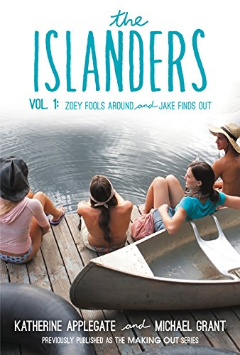 9780062340764: The Islanders: Volume 1: Zoey Fools Around and Jake Finds Out