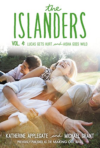 9780062340825: The Islanders: Volume 4: Lucas Gets Hurt and Aisha Goes Wild
