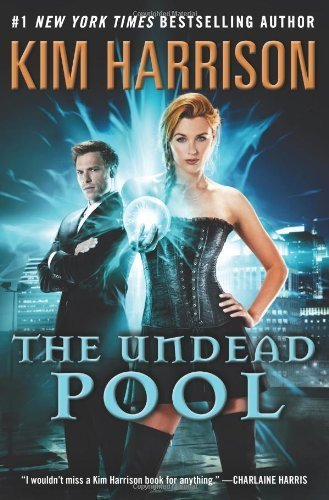 9780062340849: The Undead Pool (Hollows) by Harrison, Kim (2014) Hardcover